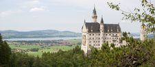 Free Neuschwanstein Castle And Forggensee Stock Photos - 15964683