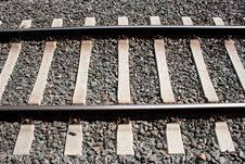 Free Railroad Tracks Stock Photography - 15965572