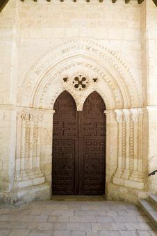 Free Church Of San Miguel Royalty Free Stock Photos - 15965748