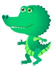Free Baby Crocodile Stock Photo - 15966520