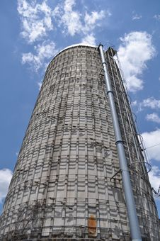 Free Silo Royalty Free Stock Images - 15966739