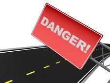 Free Danger Sign Stock Photos - 15967483