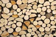 Free Firewoods Royalty Free Stock Photos - 15967938