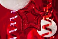 Free Christmas Star Royalty Free Stock Photo - 15968425