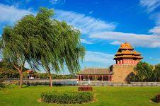 Free Forbidden City Stock Photo - 15968620