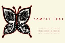 Free Butterfly Royalty Free Stock Photos - 15968778