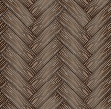 Vector Seamless Background A Wooden Parquet 4 Royalty Free Stock Photography