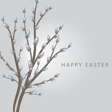 Free Easter Card Royalty Free Stock Photos - 15969748