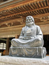 Free Monk Buddhist Statue Stock Images - 15972554