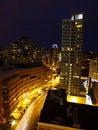 Free Boston Night Streets Royalty Free Stock Photography - 15973507