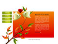 Free Website Template Stock Photo - 15978970