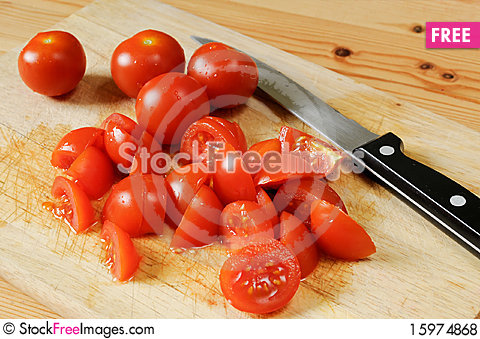 Free Tomatoes Royalty Free Stock Photos - 15974868