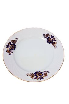 Free Empty Plate Royalty Free Stock Photography - 15970227
