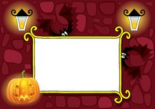 Free Halloween Background Royalty Free Stock Photography - 15971367