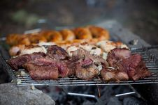 Free Barbecue Stock Image - 15971471