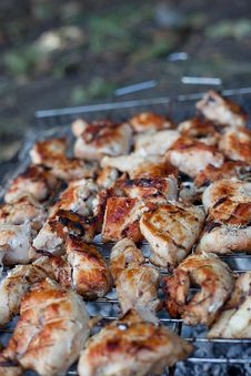Free Barbecue Royalty Free Stock Photography - 15971477
