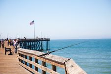 Free Pier Royalty Free Stock Image - 15971626