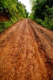 Free Dirt Road Stock Photography - 15972172