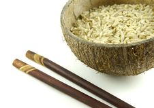 Free Integral Rice Grains Royalty Free Stock Photo - 15972805