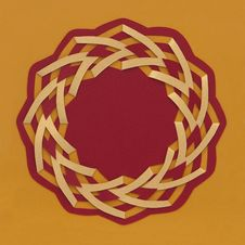 Spiral Spinwheel Stock Image
