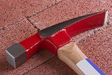 Free Stonemason S Hammer Stock Images - 15974374