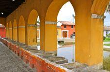 Free Ancient Washbasins. Antigua, Guatemala Royalty Free Stock Photo - 15974455