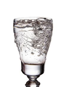 Free Water In Glass Royalty Free Stock Photography - 15974527