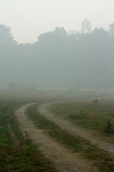 Free Smog From Burning Woods In Russia Royalty Free Stock Photos - 15976748