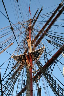 Free Tall Ship Stock Image - 15976781
