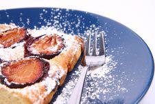 Free Plum Pie Stock Image - 15976921