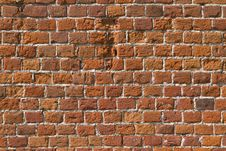 Free Brick Wall  Texture Royalty Free Stock Photography - 15977267