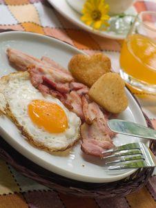 Free Breakfast Stock Photography - 15977392
