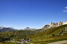 Free Landscape Dolomites Royalty Free Stock Images - 15977479