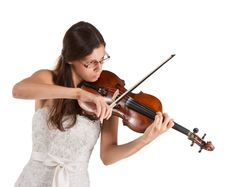 Free Professional Violinist Royalty Free Stock Images - 15977869