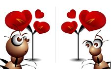 Free Love Illustration Stock Image - 15977871