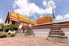 Free Thai Temple Stock Photography - 15977932