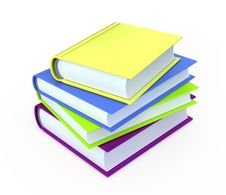 Free Colorful Books Stock Photos - 15978523