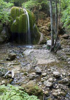 Free Waterfall Silver Stream Stock Image - 15978721