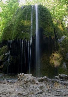 Free Waterfall Silver Stream Stock Image - 15978741