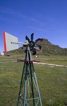 Free Wind Power Royalty Free Stock Photo - 15979685
