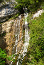 Free Waterfall Molveno Stock Image - 15981531