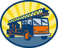 Free Fire Truck Engine Appliance Royalty Free Stock Photo - 15983055