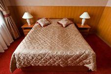 Free Hotel Room Royalty Free Stock Photo - 15980375