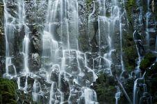 Free Ramona Falls Royalty Free Stock Image - 15980676