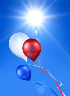 Free Balloons Stock Images - 15980724