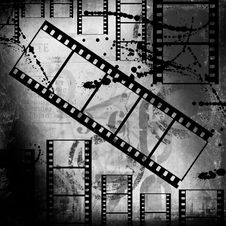Free Film Strips Stock Photography - 15981352