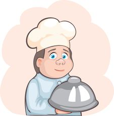 Free Kitchen Boy Stock Photos - 15982073