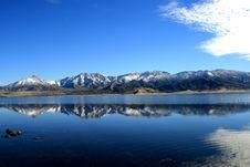 Free Lake Isabella Winter S Stock Photography - 15982132