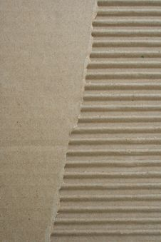 Free Brown Corrugated Cardboard Stock Photo - 15983190