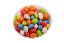 Free Multicolored Sweets Covered With Glaze Royalty Free Stock Photography - 15983297